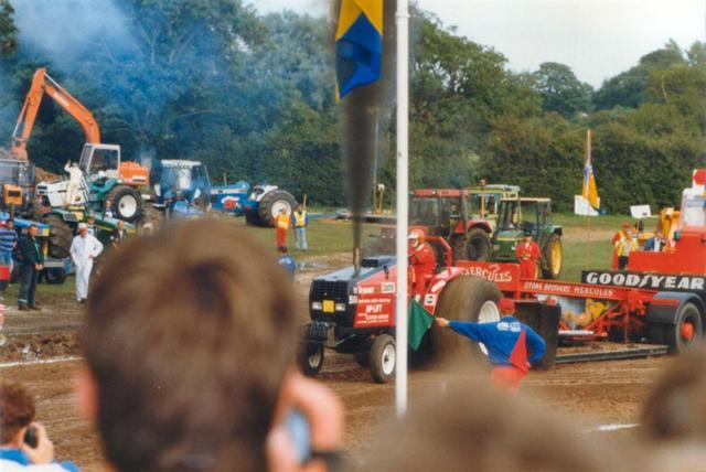 Pulling Traktorin Rakentaminen